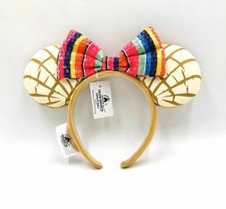 2020 Minnie Ears Limited Party Mexican Disney Parks Pan Dulc
