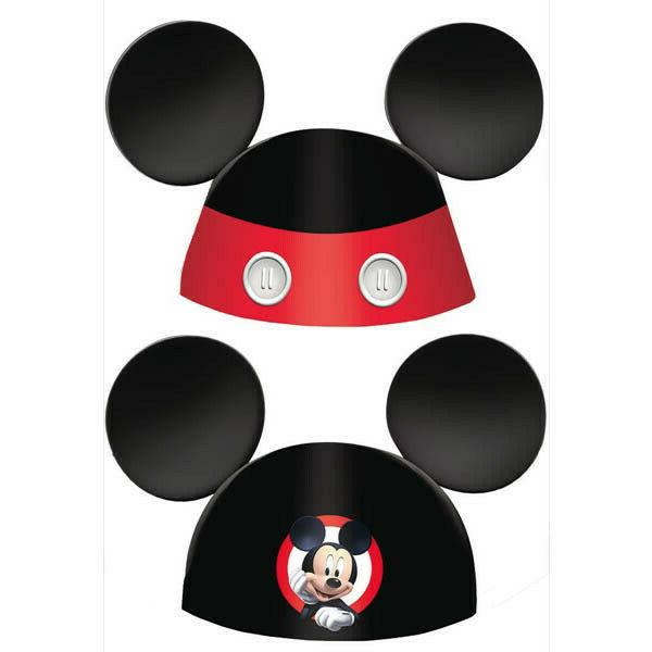 mickey mouse party hats birthday favor supplies