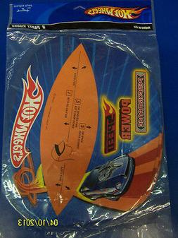 RARE Hot Wheels High Speed Race Car Birthday Party Favor Hat